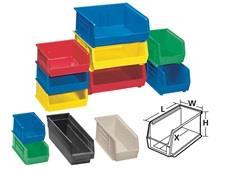 Bins - Plastic