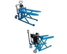 Bishamon SkidLift Mobile Skid Positioner / Transporter