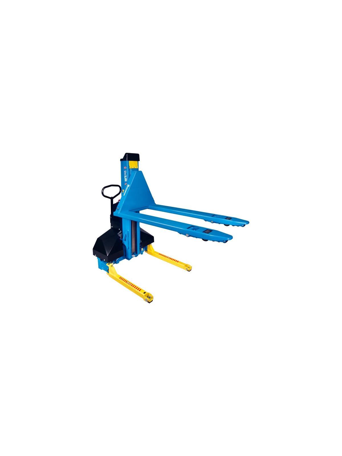 Bishamon Unilift Pallet Transporter And Positioner Indoff Inc